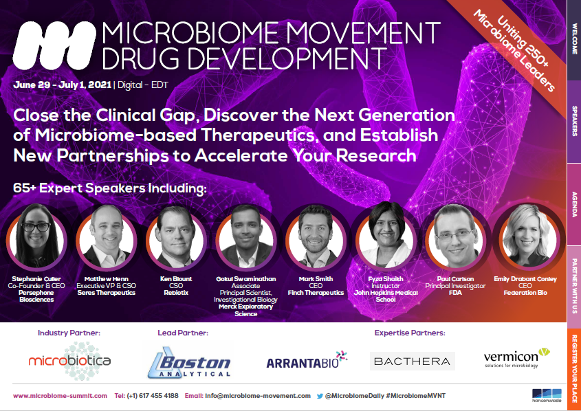 Microbiome Movement - full event guide