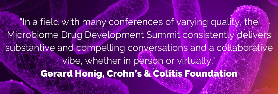 Crohn's & Colitis Foundation testimonial